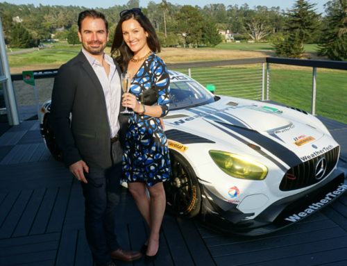 The Monterey Car Week Style Series: Part 1 – What To Wear To Auto Manufacturer Exhibits