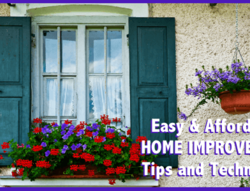 Easy and Affordable Home Improvement Tips & Techniques