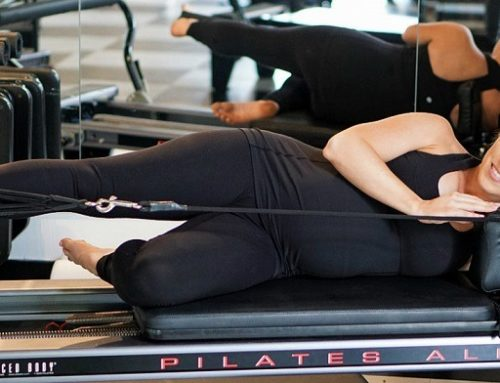 The Fit Physique Guide to Pilates Reformer: Prenatal Exercises For The Mama-To-Be
